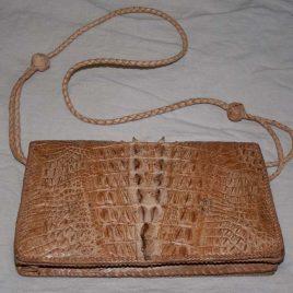 sac croco africain