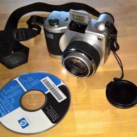 Digitaal fototoestel HP850